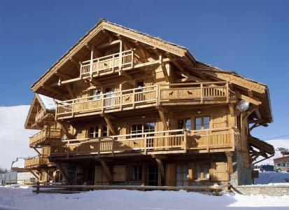 Alquiler Chalet Loup invierno