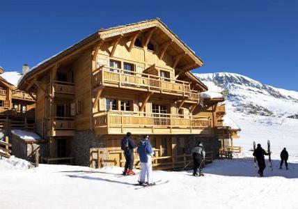 Лыжные каникулы в кругу семьи Chalet Marmotte