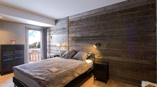 Rent in ski resort Chalet Nuance de Blanc - Alpe d'Huez - Bedroom