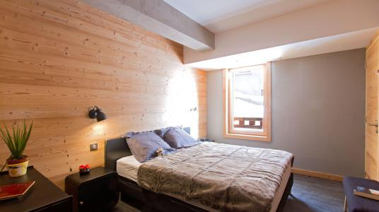 Rent in ski resort Chalet Nuance de Bleu - Alpe d'Huez - Bedroom