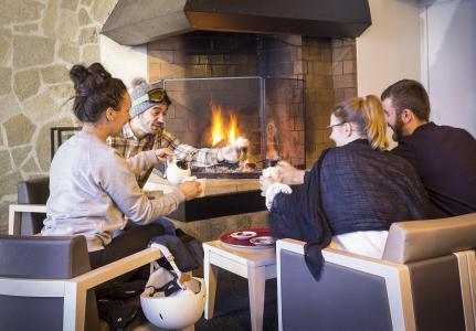 Location au ski Hôtel Club MMV les Bergers - Alpe d'Huez - Intérieur