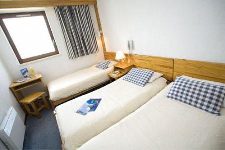 Location au ski Chambre 3 personnes - Hotel Club Mmv Les Bergers - Alpe d'Huez - Chambre