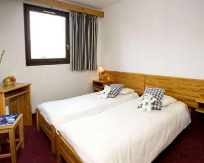 Location au ski Chambre 4 personnes - Hotel Club Mmv Les Bergers - Alpe d'Huez - Chambre
