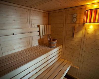 Location au ski Hotel Club Mmv Les Bergers - Alpe d'Huez - Sauna