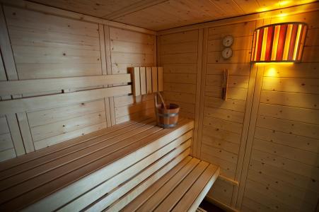 Location au ski Hôtel Club MMV les Bergers - Alpe d'Huez - Sauna