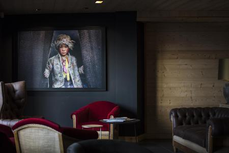 Rent in ski resort Hôtel Daria-I Nor - Alpe d'Huez - Inside