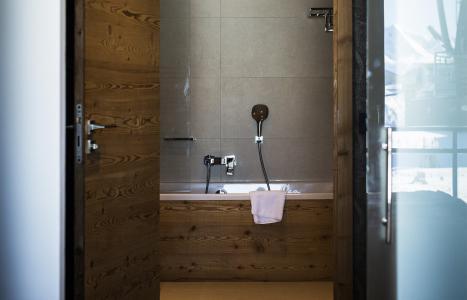 Rent in ski resort Hôtel Daria-I Nor - Alpe d'Huez - Bath-tub