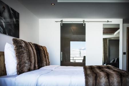 Rent in ski resort Hôtel Daria-I Nor - Alpe d'Huez - Bedroom