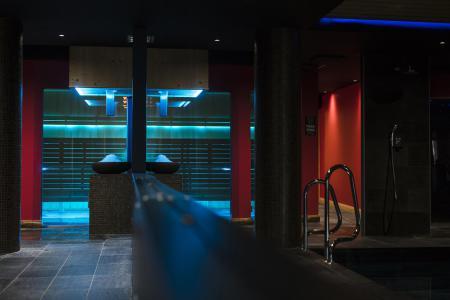 Rent in ski resort Hôtel Daria-I Nor - Alpe d'Huez - Sauna