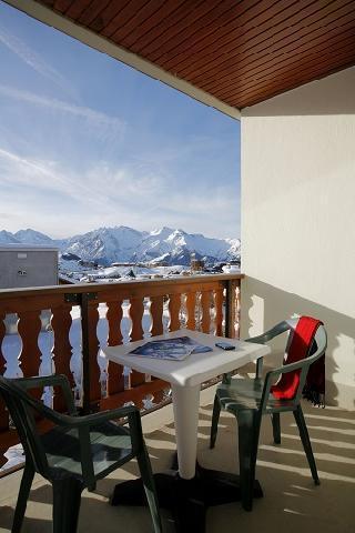 Location au ski Hotel Eliova Le Chaix - Alpe d'Huez - Balcon