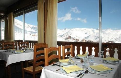 Location au ski Hotel Eliova Le Chaix - Alpe d'Huez - Intérieur