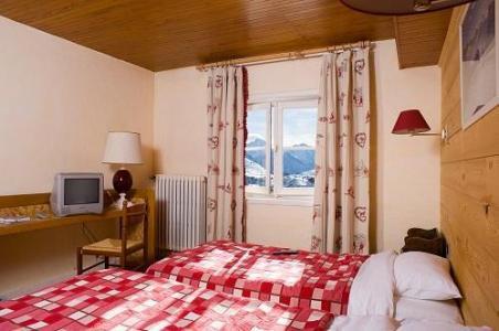 Location au ski Hotel Le Christina - Alpe d'Huez - Chambre
