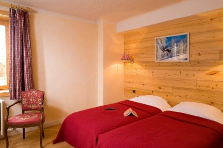 Location au ski Hotel Le Christina - Alpe d'Huez - Lits twin