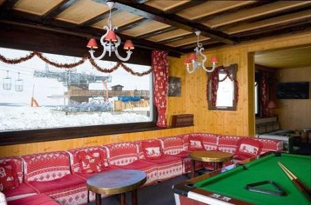 Location au ski Hotel Le Christina - Alpe d'Huez - Intérieur