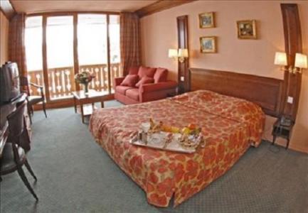 Location au ski Hotel Le Pic Blanc - Alpe d'Huez - Lit double