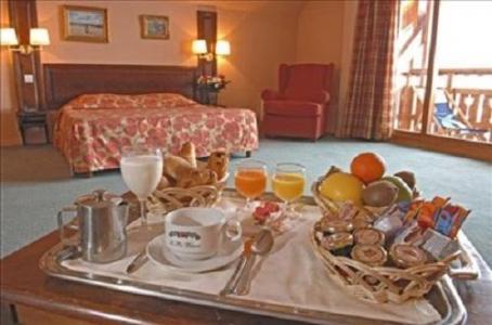 Location au ski Hotel Le Pic Blanc - Alpe d'Huez - Chambre