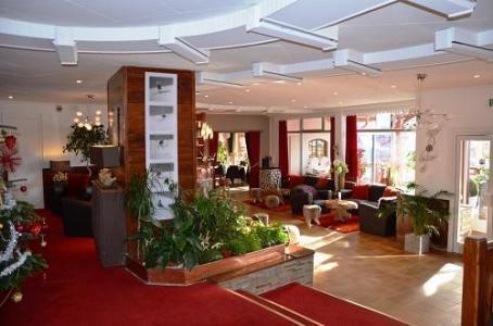 Location au ski Hotel Les Grandes Rousses - Alpe d'Huez - Réception