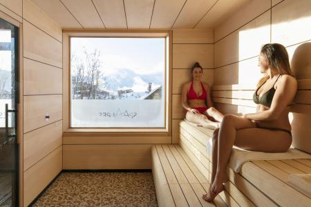 Soggiorno sugli sci Hôtel les Grandes Rousses - Alpe d'Huez - Sauna