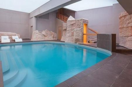 Location au ski Hotel Royal Ours Blanc - Alpe d'Huez - Piscine