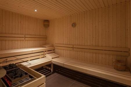 Location au ski Hotel Royal Ours Blanc - Alpe d'Huez - Sauna