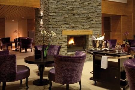 Rent in ski resort L'Alpenrose Lagrange - Alpe d'Huez - Reception