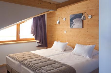 Alquiler al esquí L'Alpenrose Lagrange - Alpe d'Huez - Cama individual