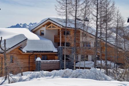 Location Alpe d'Huez : L'Alpenrose Lagrange Prestige   hiver