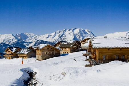 Location à Alpe d'Huez, Les Chalets de l'Altiport