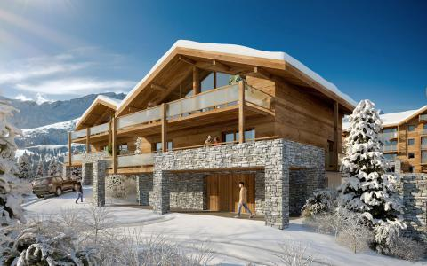 Rental  : Les Chalets du Daria winter