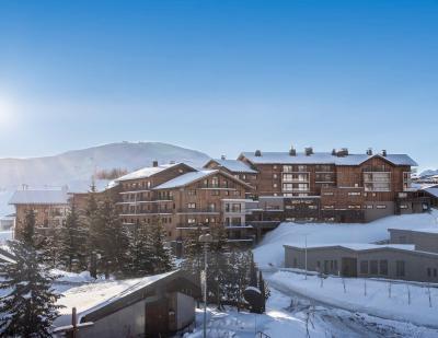 Location Alpe d'Huez : Résidence Chalet des Neiges Daria-I Nor hiver