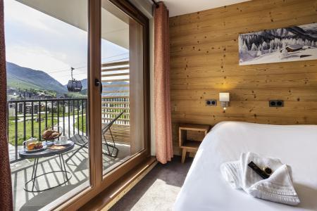 Location au ski Résidence Chalet des Neiges Daria-I Nor - Alpe d'Huez - Chambre