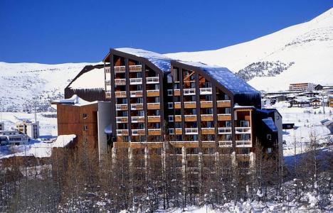 Ski en famille Résidence l'Ecrin d'Huez