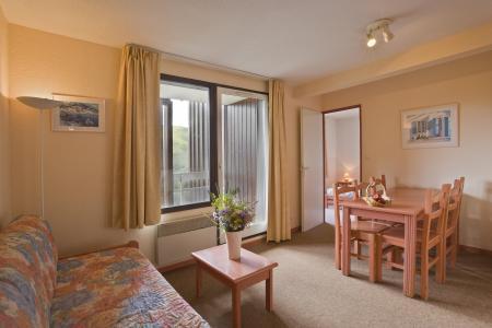 Location au ski Appartement 2 pièces 4-5 personnes - Residence L'ecrin D'huez - Alpe d'Huez - Séjour