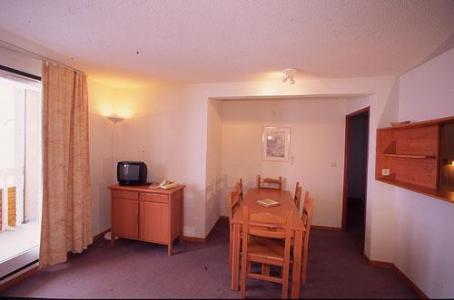 Location au ski Appartement 3 pièces 6-7 personnes - Residence L'ecrin D'huez - Alpe d'Huez - Séjour