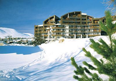 Location à Alpe d'Huez, RESIDENCE LE CHRISTIANIA