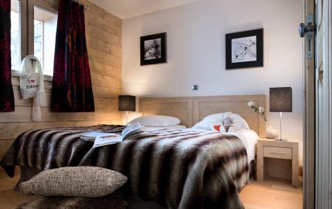 Rent in ski resort Résidence le Cristal de l'Alpe - Alpe d'Huez - Bedroom