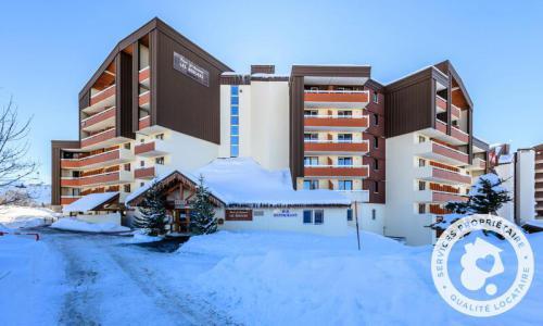 Location Alpe d'Huez : Résidence les Bergers - Maeva Home hiver