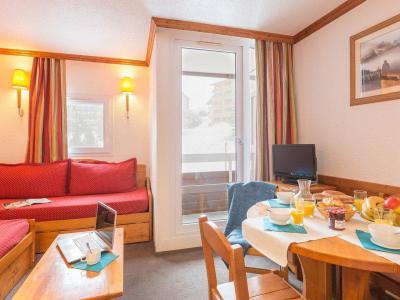 Location au ski Studio cabine 4 personnes - Résidence Pierre et Vacances Horizons d'Huez - Alpe d'Huez