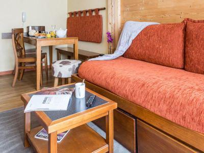 Location au ski Appartement 2 pièces 3-5 personnes - Résidence Pierre & Vacances l'Ours Blanc - Alpe d'Huez