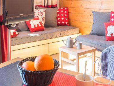 Location au ski Appartement 2 pièces 5 personnes (Supérieur) - Résidence Pierre & Vacances l'Ours Blanc - Alpe d'Huez