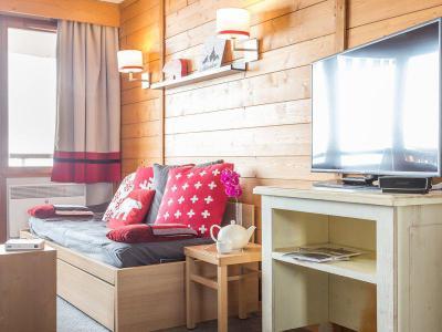 Location au ski Appartement 3 pièces 8 personnes - Résidence Pierre & Vacances l'Ours Blanc - Alpe d'Huez