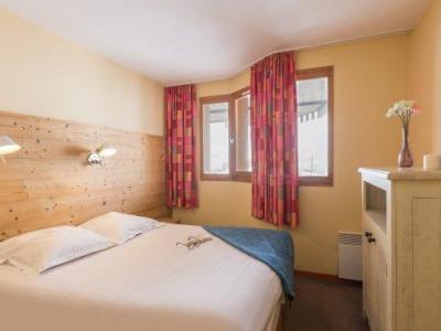 Rent in ski resort Résidence Pierre & Vacances l'Ours Blanc - Alpe d'Huez - Bedroom