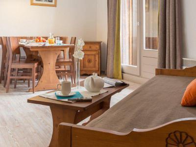 Location au ski Studio 4-6 personnes - Résidence Pierre & Vacances les Bergers - Alpe d'Huez