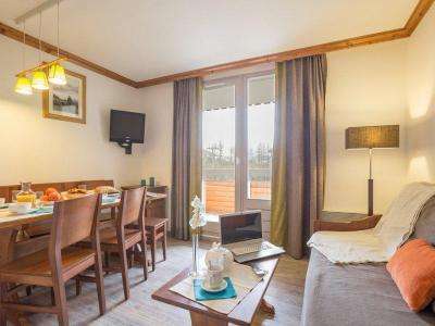 Location au ski Appartement 2 pièces 4-6 personnes - Résidence Pierre & Vacances les Bergers - Alpe d'Huez