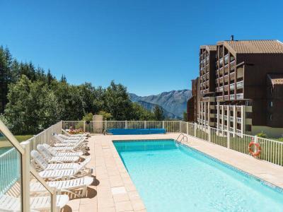 Location au ski Résidence Pierre & Vacances les Bergers - Alpe d'Huez