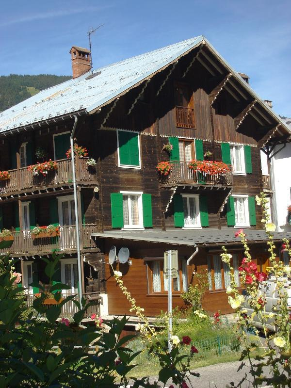 Location appartement au ski Chalet Du Grand Mont