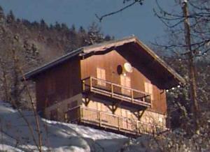 Location au ski Chalet 4 pièces mezzanine 10 personnes (166) - Chalet La Pierre - Arêches - Extérieur hiver