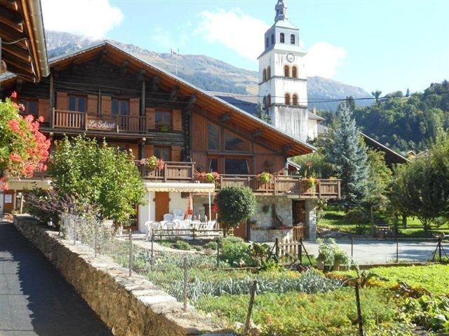Location au ski Studio coin montagne 4 personnes (34) - Chalet Les Solaret - Arêches-Beaufort