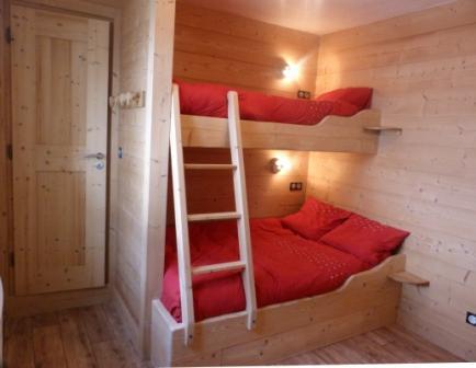 Arêches - CHALET ROCHE PLANE - Appartement 4 pièces 6 personnes (ALI01)