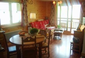Location au ski Appartement 3 pièces 5 personnes (12) - Residence Alpina - Arêches - Séjour
